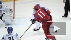 Сборная России победила финнов со счетом 6:2 в полуфинале ЧМ по хоккею