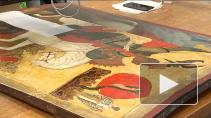 """Реставраторы Русского музея умеют не только сохранять, но и создавать искусство. Картинки с выставки """"Реставратор - Художник"""""""