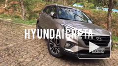 Hyundai Creta возглавил рейтинг самых популярных кроссоверов в России