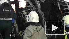СК обвинил пилота в крушении SSJ-100 в Шереметьево