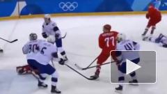 Олимпиада 2018: Россияне всухую обыграли норвежцев