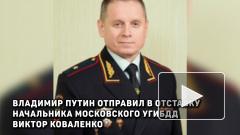 Владимир Путин уволил главу столичного ГИБДД и министра внутренних дел Ингушетии