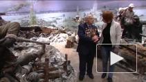 """Историко-художественная панорама """"Прорыв"""" - один эпизод из истории героической битвы за Ленинград"""