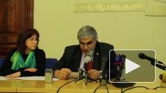 Михаил Прохоров занимает второе место в Петербурге на выборах президента РФ