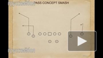 K.I.S.S. Нападение, концепции пасовой игры