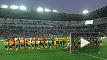 Киевское «Динамо» в шестой раз выиграло Суперкубок Украины по футболу
