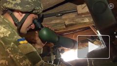 МИД Украины сообщил о начале процесса отвода войск из Золотого