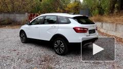 """""""АвтоВАЗ"""" начал продажи новых автомобилей Lada Vesta Cross"""