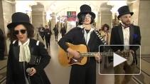 В Петербурге отметили день рождения А.С.Пушкина