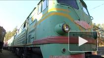 Музей локомотивов под открытым небом