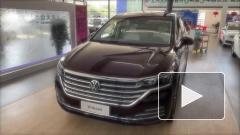 Volkswagen запатентовал в России новый минивэн Viloran
