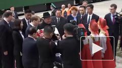 Лидер КНДР Ким Чен Ын прибыл на бронепоезде во Владивосток