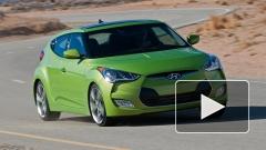 Hyundai в начале 2012 года начнет продавать в России спорткупе Veloster