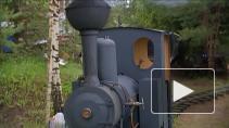 Инженер Павел Чилин построил собственную железную ...