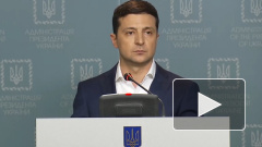 Зеленский рассчитывает обсудить вопрос контроля границы РФ в Донбассе