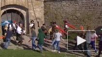 Крепость Орешек выдержала очередную осаду. На Ореховом ...