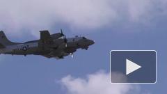 Самолет США провел разведывательный полет у берегов Крыма