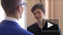 В Петербурге наградили юных героев