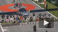 Квят объяснил отказ становиться на колено на Гран-при Австрии