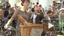 Твидово-ситцевый велопробег впечатлил петербуржцев и гостей Северной столицы