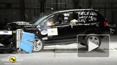 Первые краш-тесты Euro NCAP в 2012 году: Jeep Compass ужасен, Honda Civic наоборот