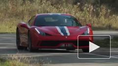 Ferrari: новый суперкар рассекретили за две недели до премьеры