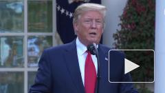 """Трамп заявил о необходимости США выйти зи """"нелепых и бесконечных войн"""""""