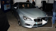 На закрытом мероприятии VIP-клиентам BMW показали M6 Gran Coupe