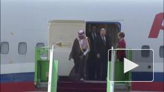 Видео: Владимир Путин прибыл в Саудовскую Аравию