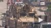 В Сирии американские военные заблокировали путь армии ...