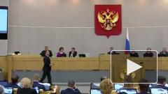 Кабмин просит разрешение у Госдумы на введение режима ЧС во всей России