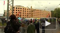 Город готовится к большому параду. В Петербурге снесли первую хрущевку. ТЦ и рестораны возобновят работу с понедельника. Лучший молодёжный проект выберут в Северной столице