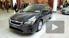 Новая Subaru Impreza будет стоить от 974 900 рублей
