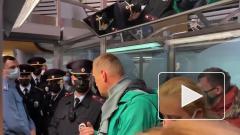 МИД Германии призвал освободить Навального