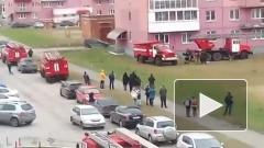 В Новокузнецке в квартире вспыхнул пожар из-за взрыва планшета