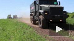 Российские войска в этом году получат около 4 тыс. автомобилей