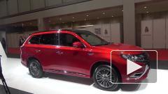 Mitsubishi в сентябре прекратит экспорт кроссоверов в Европу