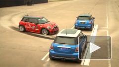 Новый рекорд по парковке MINI Cooper – 15 см
