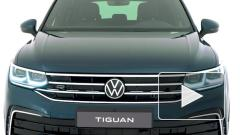 Volkswagen представил обновленный кроссовер Tiguan