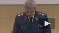 Юрий Чайка оставил пост генпрокурора России