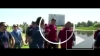 Видео: Роналду повздорил с журналистом и утопил его ...