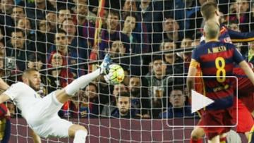 «Барселона» и «Реал» сыграли вничью в матче чемпионата Испании
