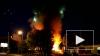 На северо-западе Москвы локализован крупный пожар