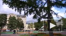 Парки города. Что отремонтировано и благоустроено?