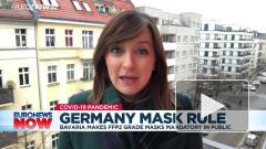 В Германии могут ввести обязательное ношение респираторов