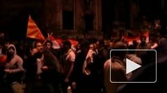 В Порт-Саиде футбольные болельщики снова вышли на улицы