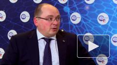 Александр Соловьев, председатель Ленинградского регионального отделения Союза машиностроителей России