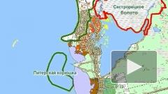 Экологи заявили, что намыв в Финском заливе под Сестрорецком выглядит безопасно