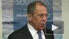 Глава МИД РФ в шутку ответил на вопрос об участии России в выборах в США