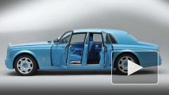 Rolls-Royce показал рекордные продажи в 2011 году, особенно в России